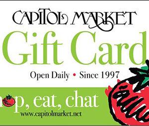 Capitol Market, a 7 day a week farmer's market in Charleston, West Virginia!