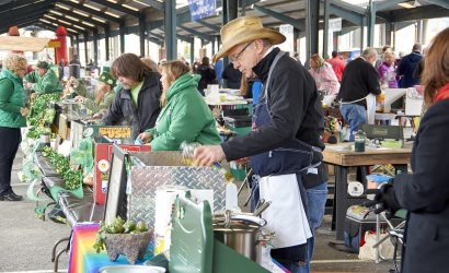 Green Chili cook off and Craft Beer fest in Charleston Wet Virginia at Capitol Market