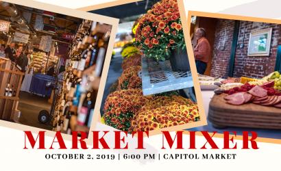 Market Mixer Capitol Market 2019 Fundraiser